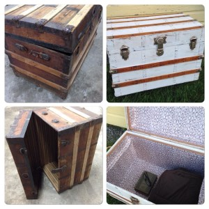 Trunk Before and After